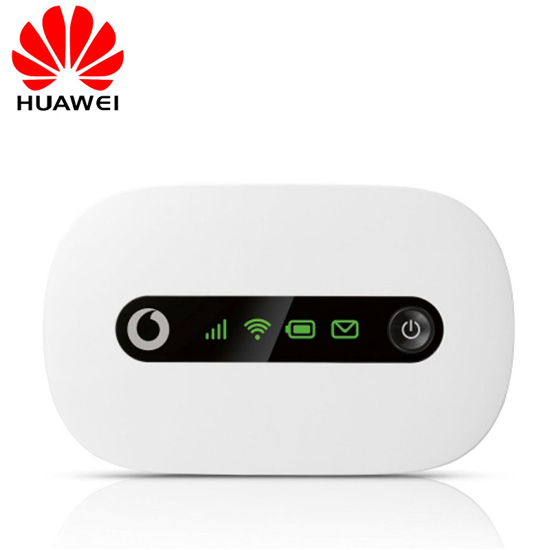 US $23 4 22% OFF|Unlocked Huawei Vodafone R206 3G Mobile Wifi Hotspot 3G  Pocket WiFi Router Wireless Mifi 3G mini car wifi with Sim Card Slot-in  3G/4G