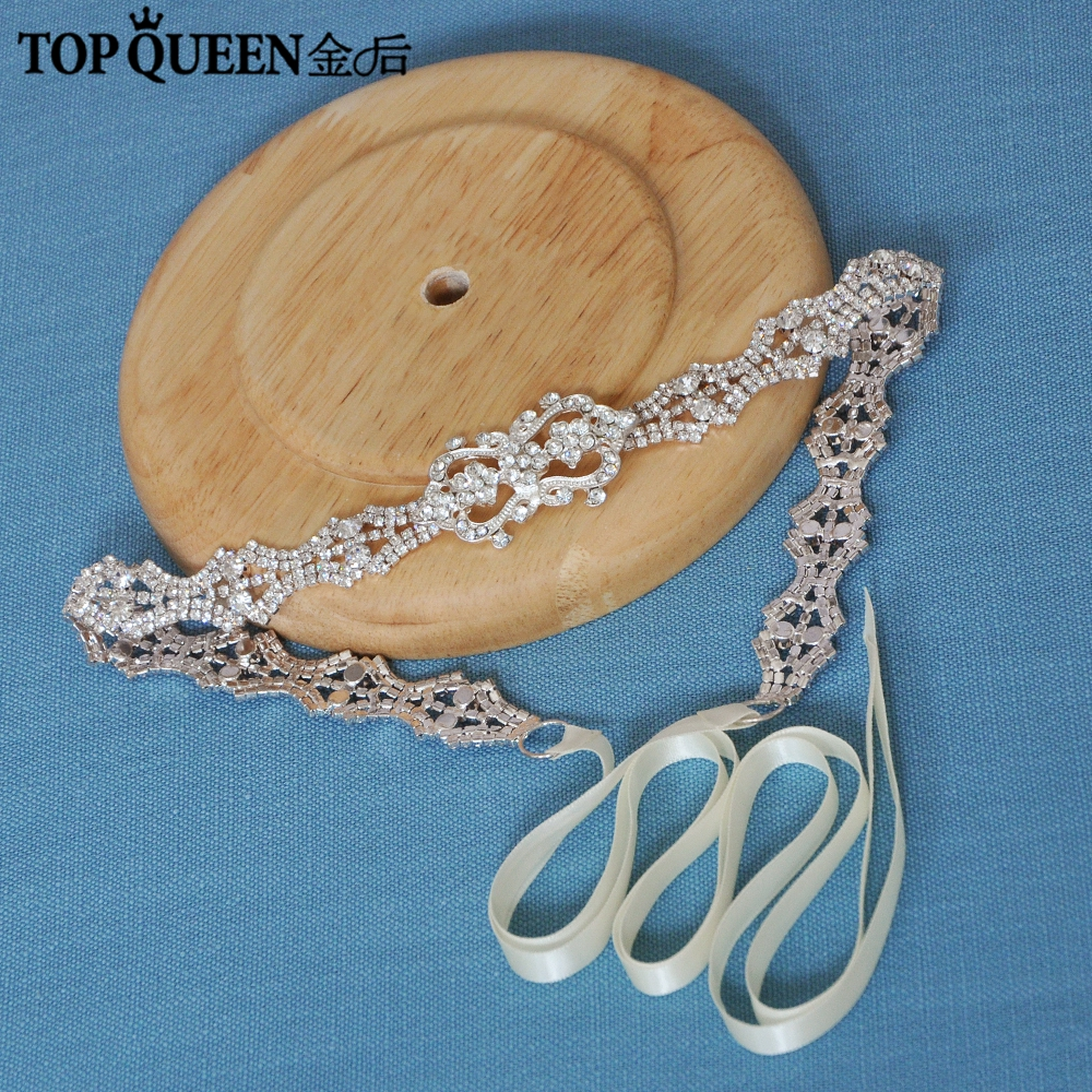 TOPQUEEN H306 Classical Bridal Headband Handmade By Diamond Hairband Wedding Dressing Bridal Hairpiece Accessory Hot Sales