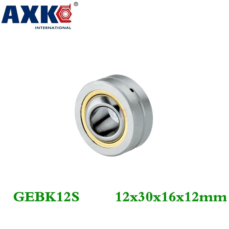 Axk Gebk12s Pb-12 Radial Spherical Plain Bearing With Self-lubrication For 12mm Shaft kid s box 2ed 6 pb
