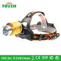 Headllights CREE T6 Waterproof LED Headlamp 3800lm 18650 Battery Rechargeable Head lampe 3 Modes head Torch
