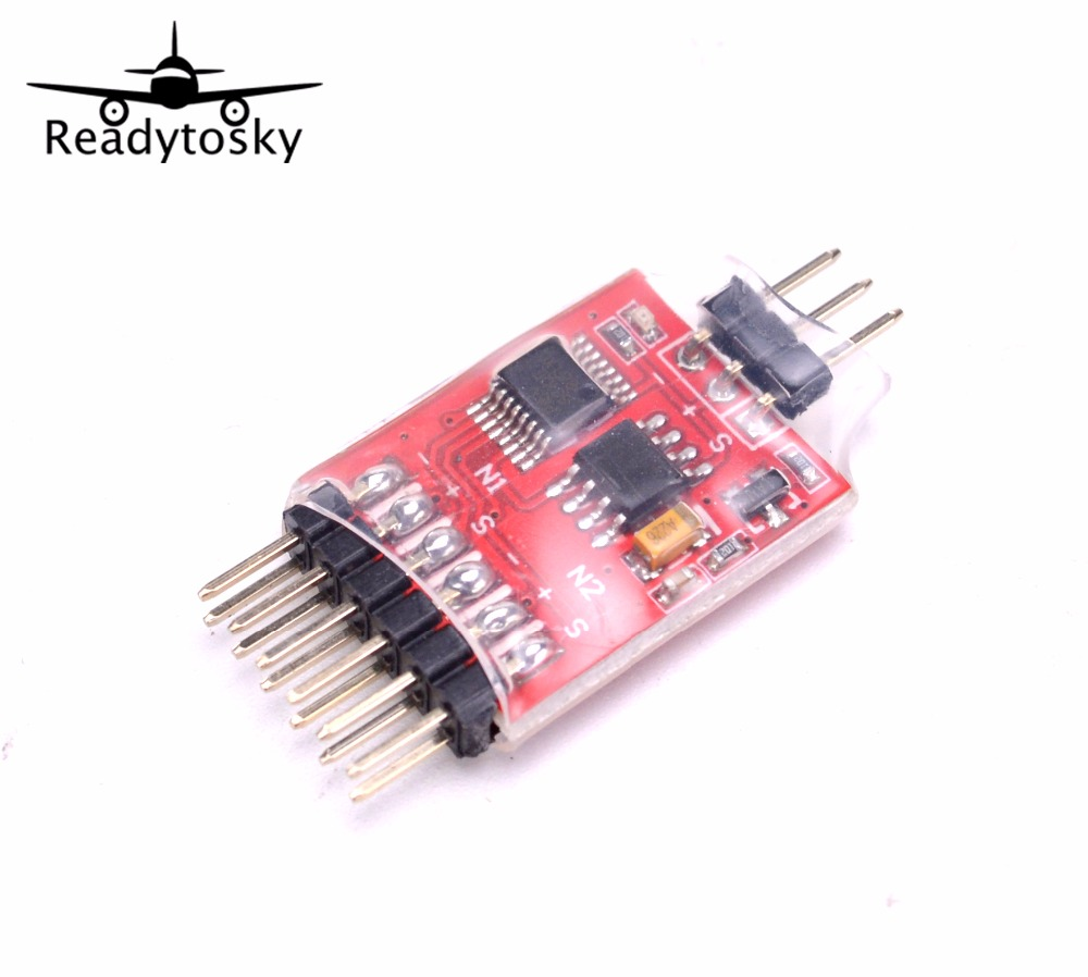 NEW 5.8G 3 Channel Video Switcher Module 3 way Video Switch Unit for RC FPV Camera