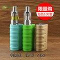 Cigarrillo electrónico kit Kangsid Mar Avispa mini 40 w caja mod TC el más pequeño 40 w caja mod con atomizador 18500 mah batería mod