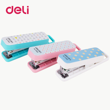 Manual Mini Student Stapler Mini Stapler Mini Kawaii Accessories Office Supplies Paper Stapling Office Stationery Accessories