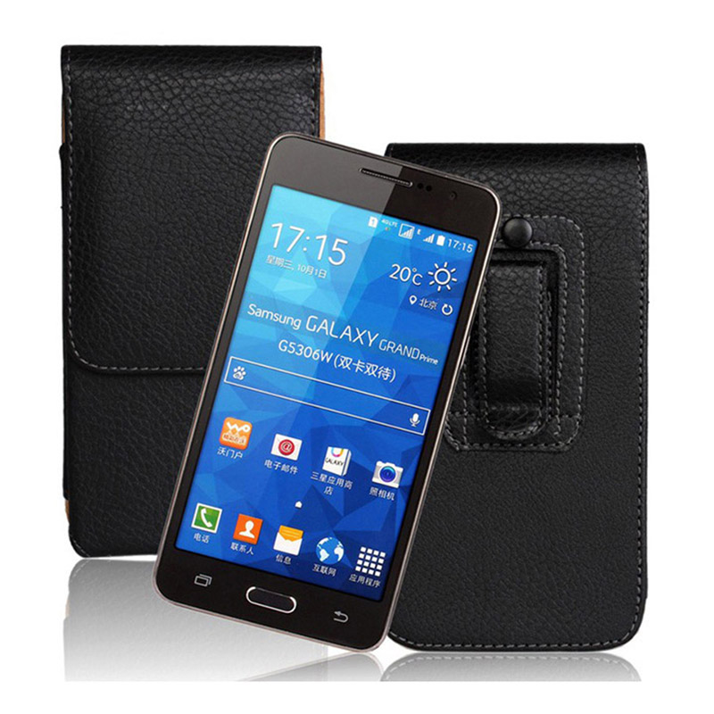 360 Rotation Universal PU Leather Case Flip Cover for sony Xperia C S39H C2305 5