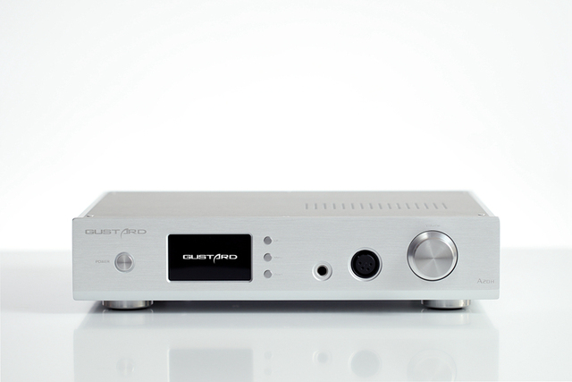 R-061 GUSTARD A20H DAC Decoder and Amplifier Double AK4497 XMOS Full Balance Amp All Interfaces Support DSD