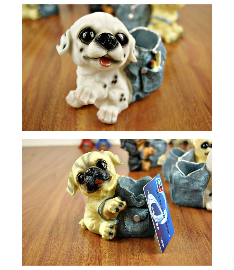 dog figurines (6)