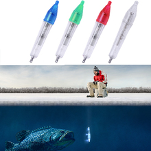 New 1pcs Underwater Waterproof Fish Luring Light Fish Attracting Lamp LED Light Squid Bait Wholesale 4 Colors fishing light