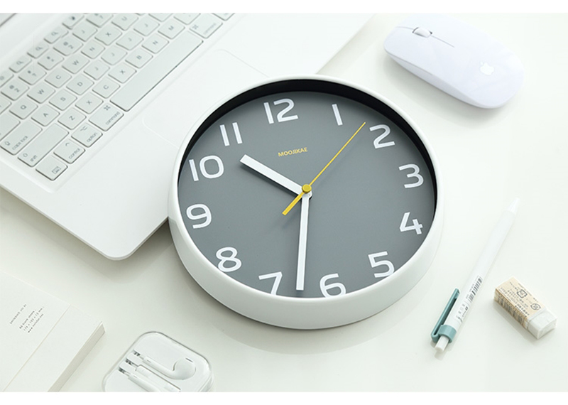 electronic thermometer desktop clock old clock metal clock vintage table clock silent clock small digital clock watch desk desk clock digital (13)