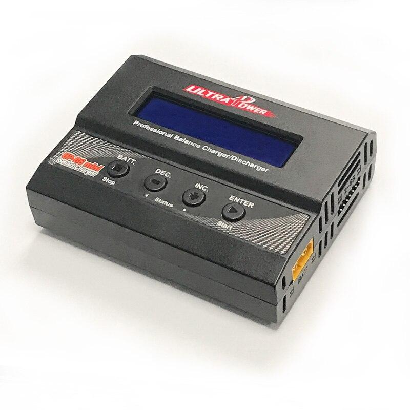 Ultra Power Chargeur UP B6 MINI AC/DC Smart Balance Batterie Chargeur Champ Extérieur Lipo Chargeur 60 W 6A 2-6 S pour Mini Quadcopter