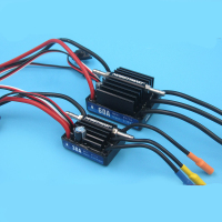 1PC Hobbywing Seaking 30A/40A/60A/90A/120A/180A/160A/130A Waterproof Brushless ESC V3 Water cooled ESC for RC Jet Boats