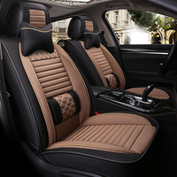 Car Seat Cover for toyota corolla e150 verso fortuner harrier highlander kluger hilux 2019 2018 2017 2016 2015 2014 2013 2012
