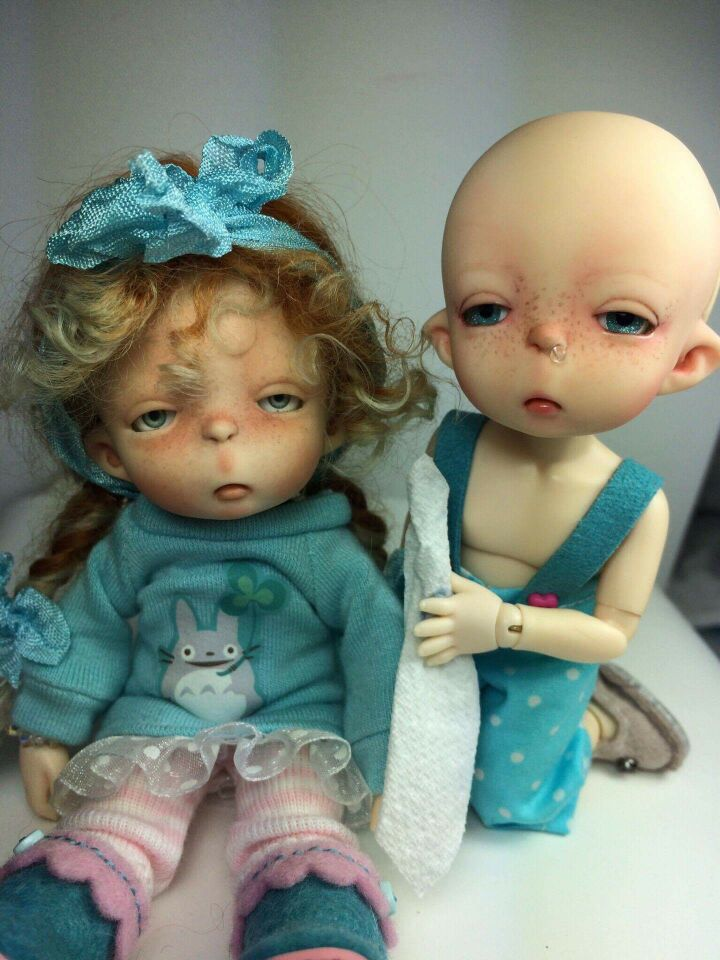 FL-pukifee Halloween bjd doll sd toy for sales not toys volks fairyland sd yosd dollchateau uncle 1 3 1 4 1 6 doll accessories for bjd sd bjd eyelashes for doll 1 pair tx 03