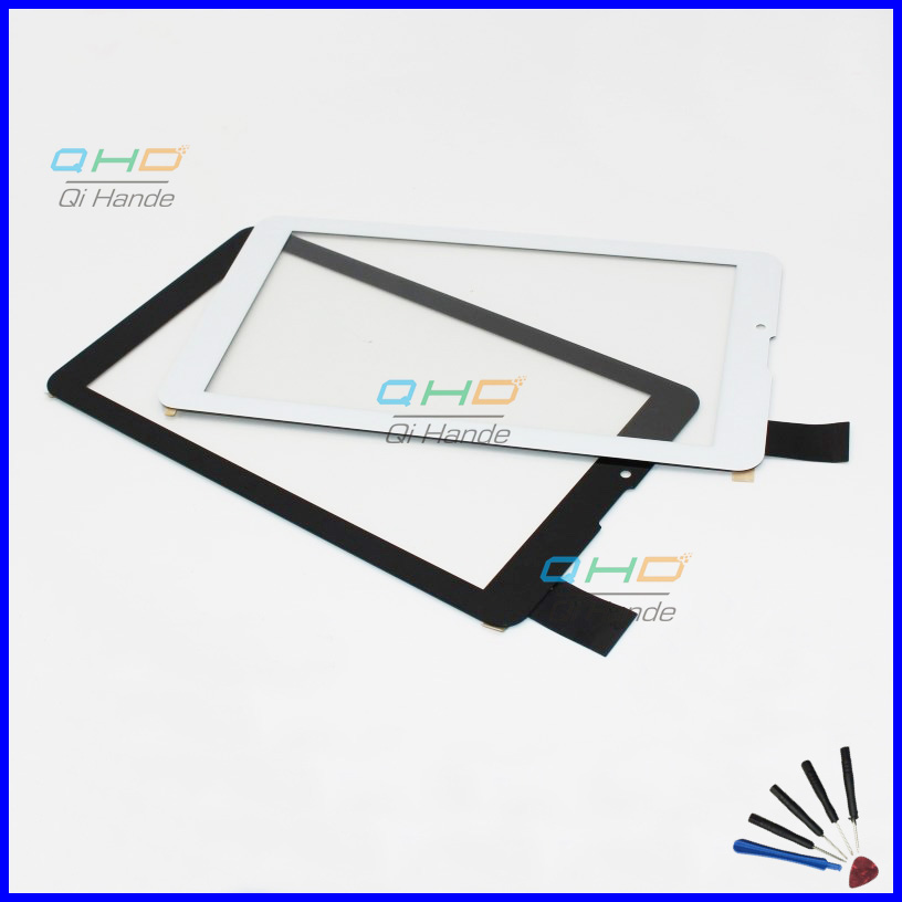 New 7'' inch touch screen Prestigio MultiPad Wize 3038 3G PMT3038 Touch panel Digitizer Glass Sensor FPC-CY070171(K71)-00 new for 7 inch prestigio multipad pmt3137 3g tablet digitizer touch screen panel glass sensor replacement free shipping