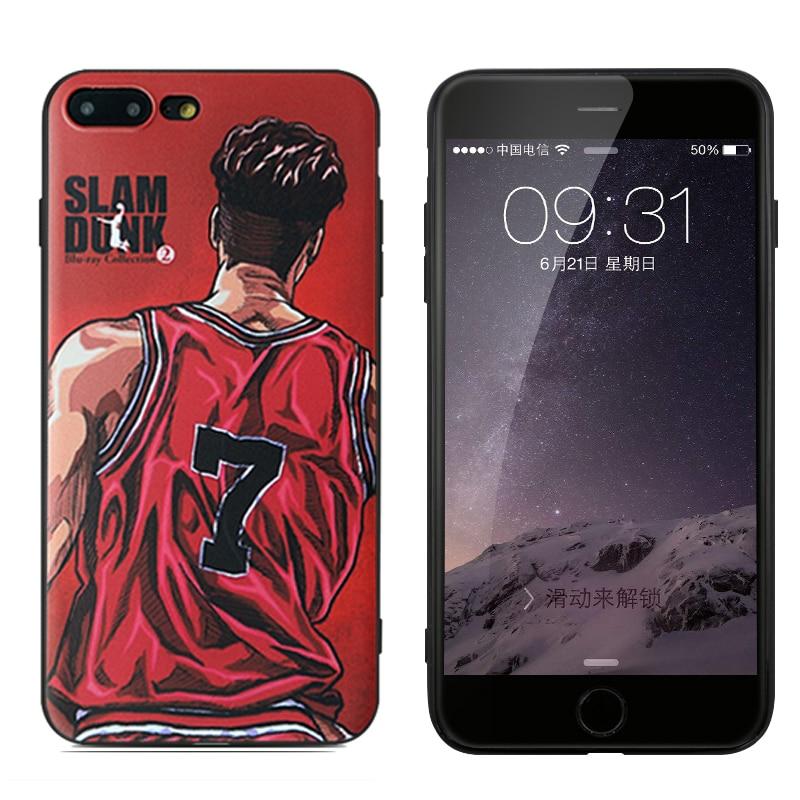 Funda de teléfono de la serie Slam Dunk de diseño de moda para - Accesorios y repuestos para celulares - foto 4