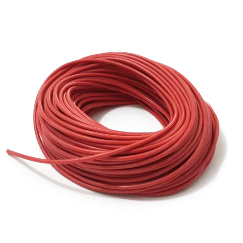 1meter Red 1meter Black Silicon Wire 14AWG Heatproof Soft Silicone Silica Gel Wire Cable for RC