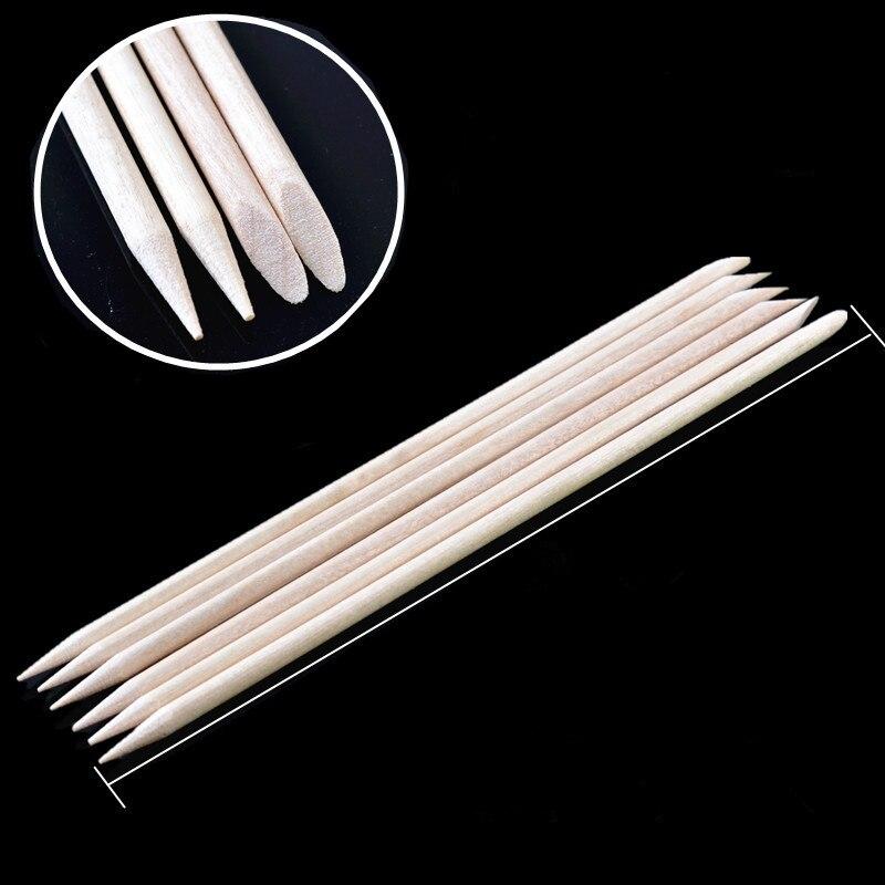 10-Pcs-8cm-10cm-Nail-Art-Design-Orange-Wood-Stick-Cuticle-Pusher-Remover-Manicure-Pedicure-Care