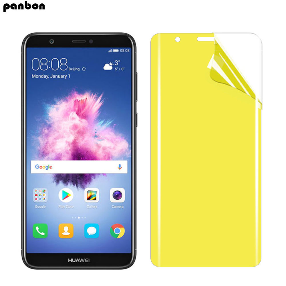 Hydrogel Film For Huawei Honor 6C Pro 6A 6X Nano Film Explosion-proof Full Coverage Cover Honor 7C 7A Pro 7X Screen Protector