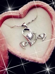 Christmas Birthday Gift Ideas Girlfriend Romance Gift 925 Sterling Silver Swiss Jewel Amethyst Pendant And Earring Earring Round Gift Earringsearrings Agate Aliexpress
