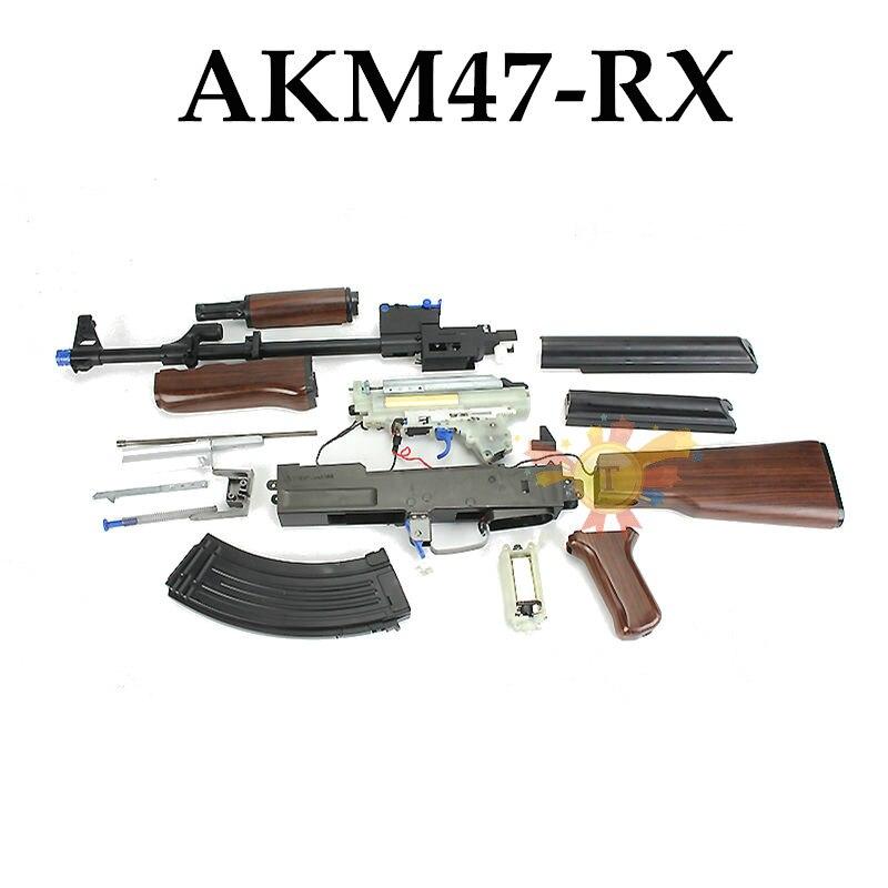RENXIANG AKM-47 gel aqueux blaster Pour Enfants En Plein Air pistolet à eau Électrique Burst Jouets