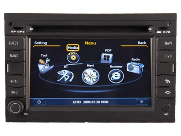 US $439 0 |For Citroen C2 C3 Berlingo Touch Screen Automotivo Car DVD Radio  Stereo GPS Navigation Multimedia System Head Unit Autoradio-in Car