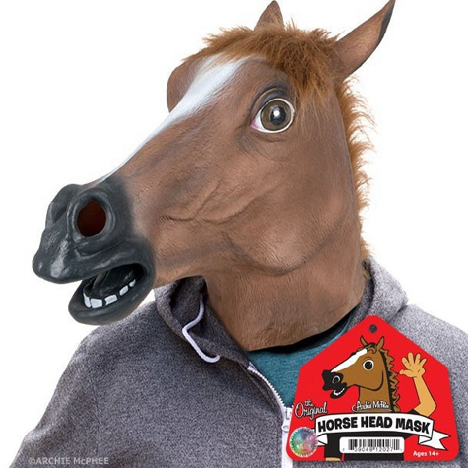 Popular Halloween Horse Costumes-Buy Cheap Halloween Horse ...