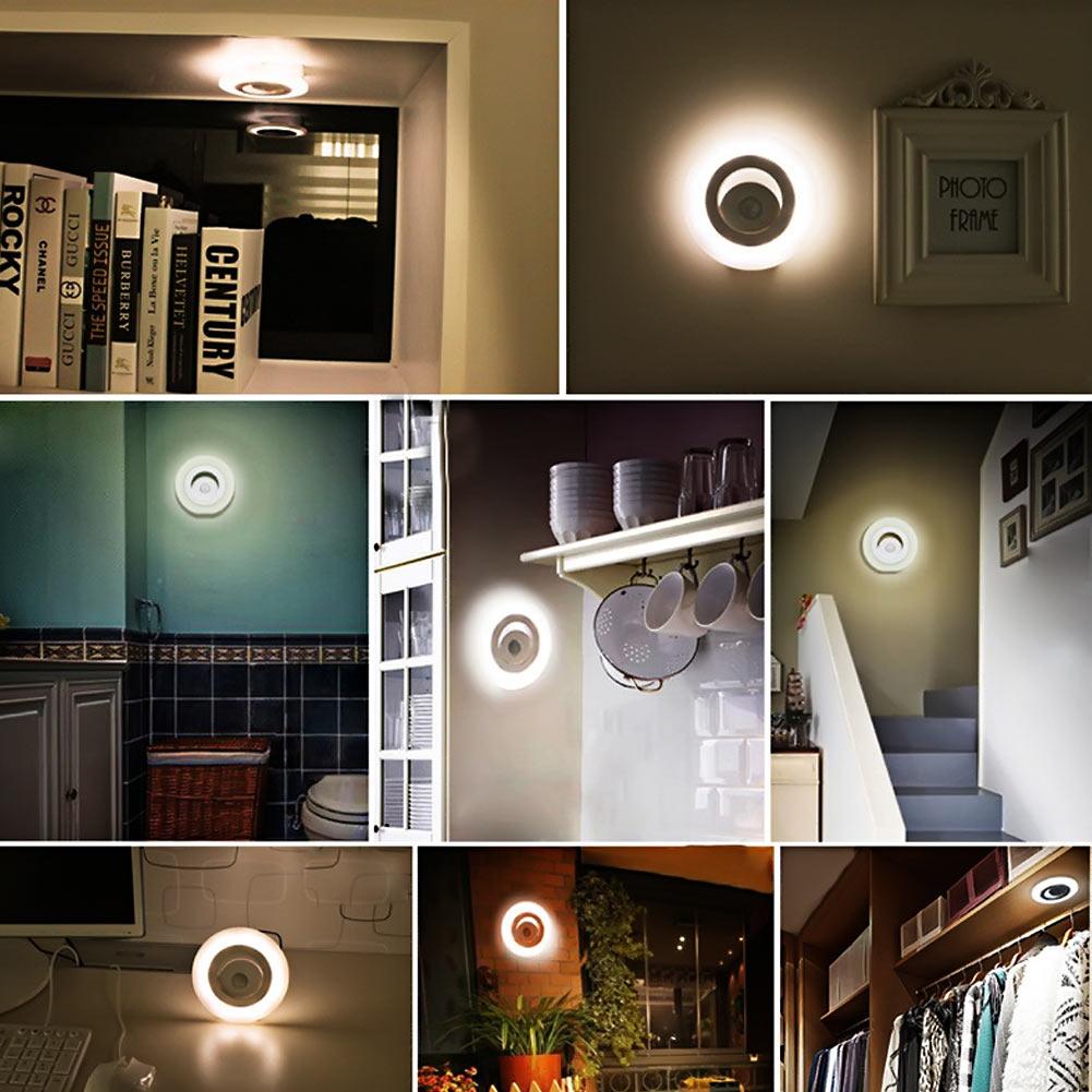 Lâmpadas de Parede movimento lâmpada de parede casa Instalação : Montado na Parede