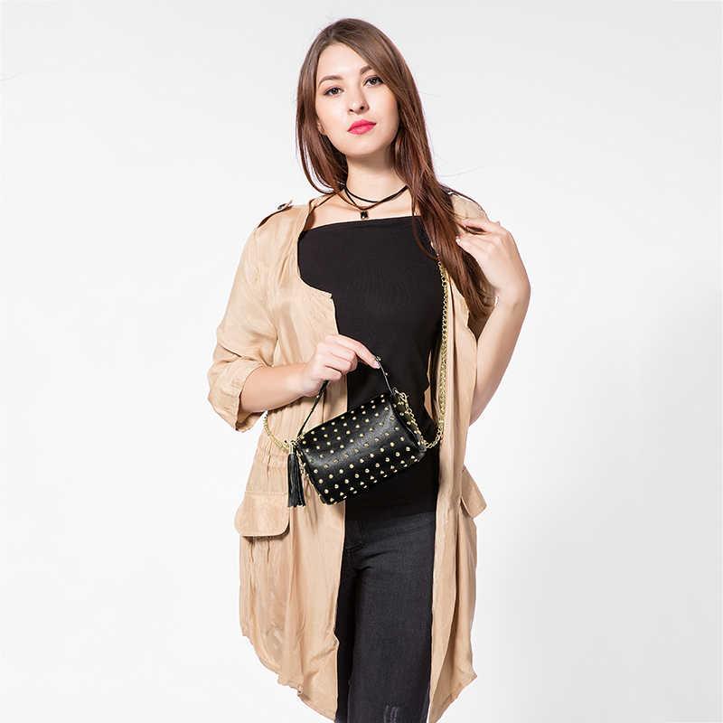 Lovevook Tas Selempang untuk Wanita Hari Clutches Wanita Tas PU Wanita Tas Bahu untuk Gadis Fashion Dompet dan 2018