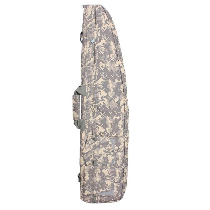 Sac de pistolet Tacitcal militaire hommes 120 cm sac de transport étanche en plein air chasse Airsoft pistolet sac mallette à fusil sac à bandoulière sac à dos