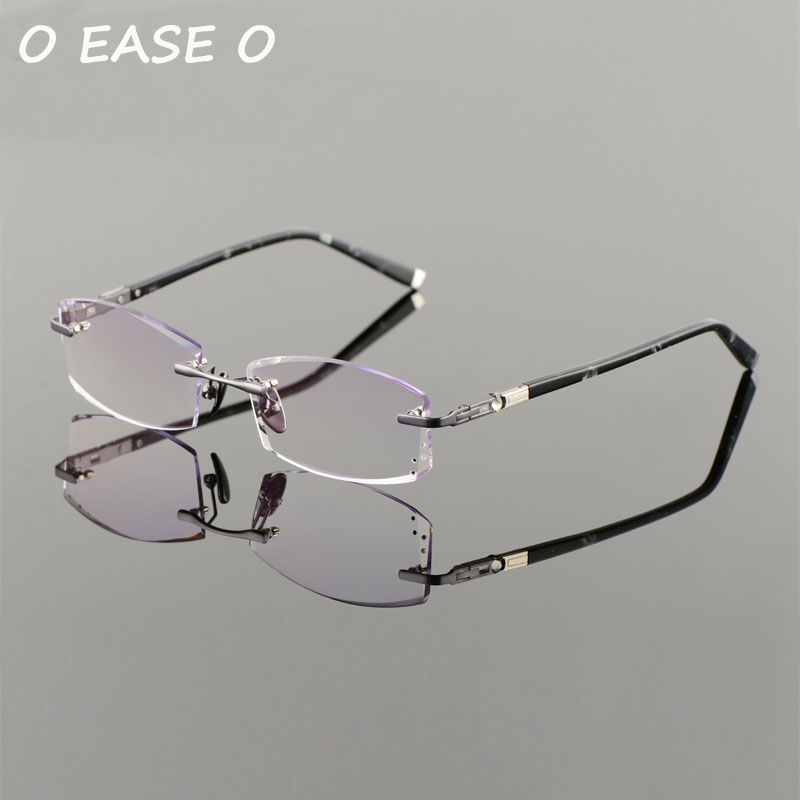4abd0359292 2017 New Arrival Eyeglasses Myopia Korean men Including 1.61 Asphereic  Tinted EMI UV400 Lens Reading Glasses
