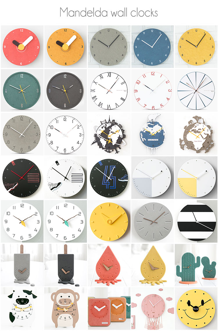 Mandelda Hot Sale Wall Clock