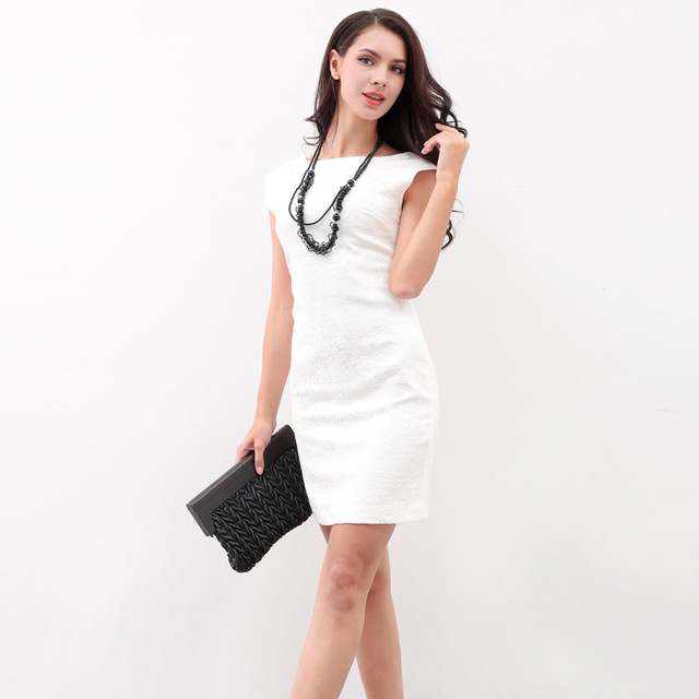Cute Short Dresses for the Office