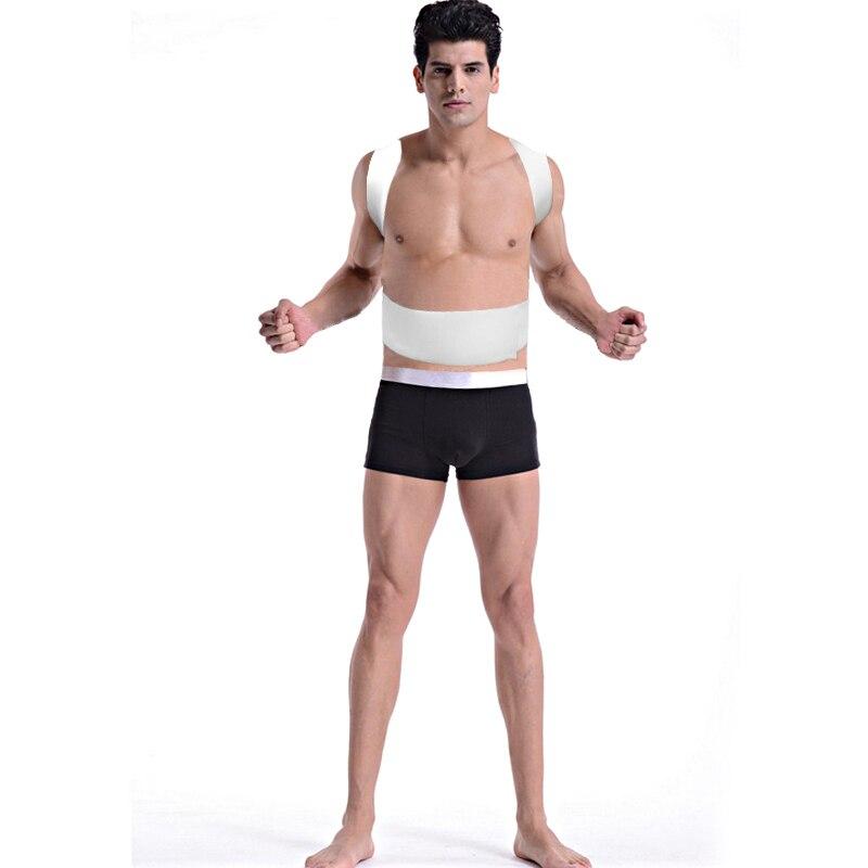 Adjustable Braces & Supports Body Posture Corrector Belt Tourmaline Magnetic Back Posture Support Care Shoulder