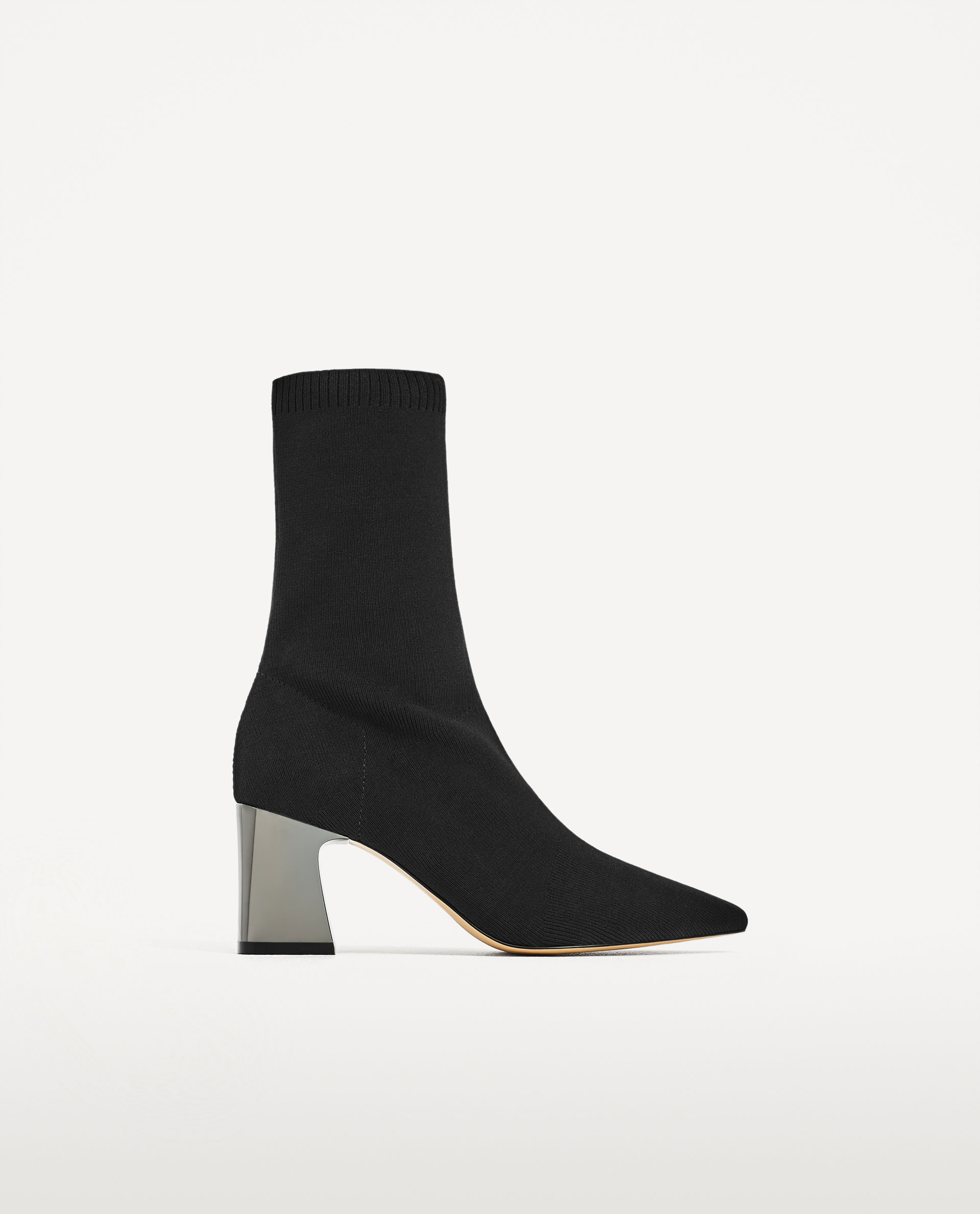 Ankle Boots Pointed