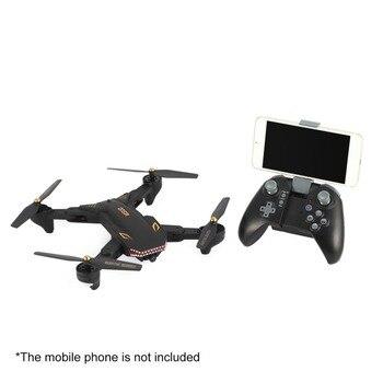 VISUO XS809S RC Drone WiFi FPV Wide Angle 720P Camera Altitude Hold Foldable Headless Mode One Key Return Quadcopter