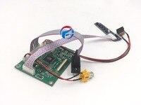 VGA AV LCD Controller Driver Board Work for PD035VX2 3.5inch 640x480 LCD Panel
