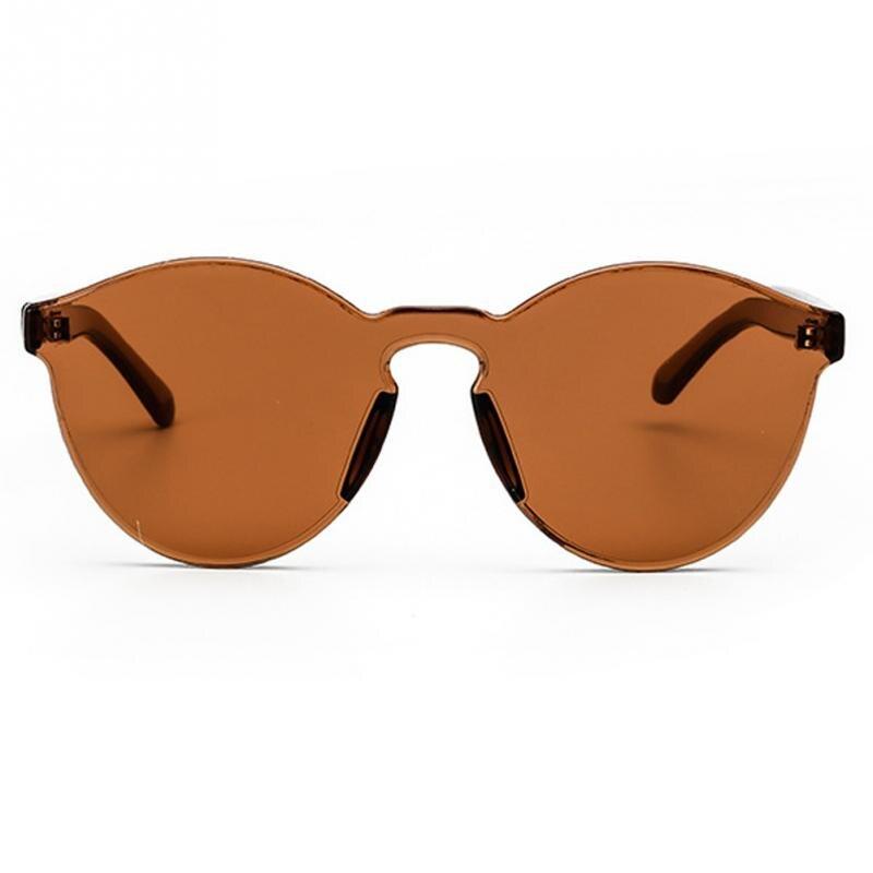 c6a2d7948a0 Anti UV Cat Eye Sunglasses Unisex No Frame Retro Sunglasses Cat Eye ...