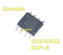 10pcs OP275GS OP275G OP275 OP275GSZ SOP-8  New and original IC цена 2017