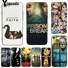 Yinuoda For iphone 7 6 X Case Prison Break Upscale Phone Accessories