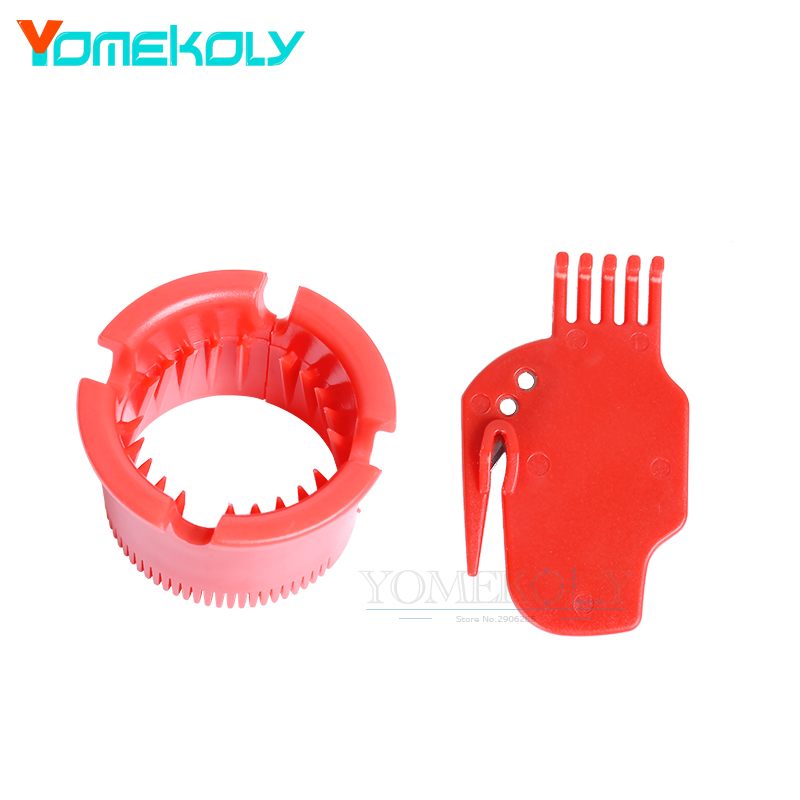 Bearings Circular Brush Bristle Beater Brush Cleaning Tools For iRobot Roomba 500 600 700 800 900 Series Cleaner Accessories 14pcs free post new side brush filter 3 armed kit for irobot roomba vacuum 500 series clean tool flexible bristle beater brush