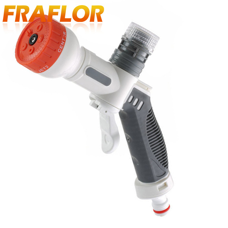 New arrival 5 working modes multifunctional high pressure spray car wash for snow foam water gun - New uses for the multifunctional spray ...