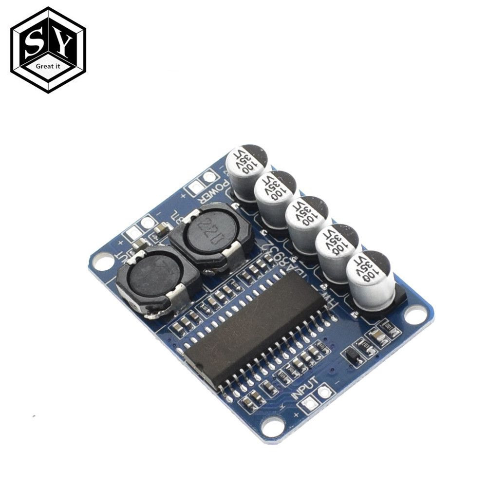 1pcs Digital Power Amplifier Board Module 35w Mono Low Circuit High Tda8932 Consumption In Integrated Circuits From Electronic