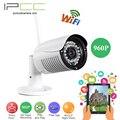 Ipcc built-in8g tf tarjeta hd 960 p inalámbrica wifi cámara ip de vigilancia 1.3mp cámara de seguridad cctv impermeable al aire libre ip66 al aire libre