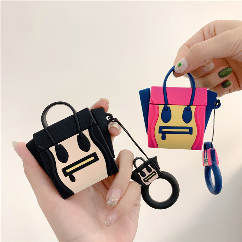 Cartoon Bag AirPod Case