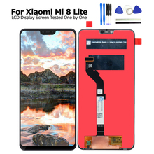 For Xiaomi Mi 8 Lite Mi 8X LCD Touch Screen Digitizer Assembly Replacement for Xiaomi Mi 8 Lite Mi 8X Display Repair Parts tested working mi 4i lcd display touch screen digitizer assembly for xiaomi mi 4i mi4i m4i mobile phone repair parts