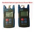Probador de fibra óptica con Meter - 50 ~ + 26 y fuente de luz óptica 1310 / 1550nm