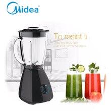 Midea Black electric Blender food processor with Homeleader milk shake machine wheatglass Juicer blender Machine kitchen blender