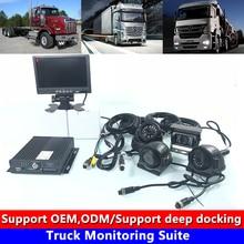 Подлинная HD 960 P ночного видения SD карта записи видео грузовик диагностический комплект тяжелая техника/экскаватор/вилочный погрузчик PAL/NTSC