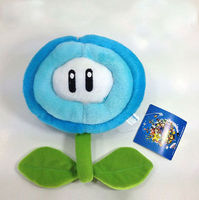 2016 Super Mario Bros Plush Ice Flower Soft Toy Doll Nintendo Stuffed Animal  6in Kawaii Kids Stuffed Toys For Children Dolls