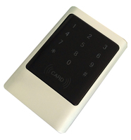 RFID 125K ID Metal reader with keypad ,touch reader waterproof IP66 and anti hit wiegand 26/34 output min:1pcs
