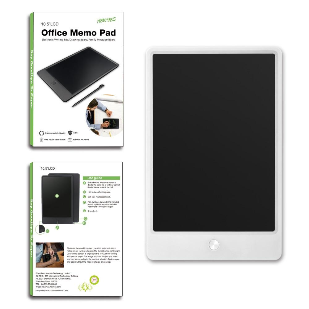 Sioneit Tablero de Escritura LCD de 4.4 Pulgadas Tableta de Dibujo Tablero de Escritura Ni/ños Mini Bloc de Notas L/ápices para tabletas gr/áficas